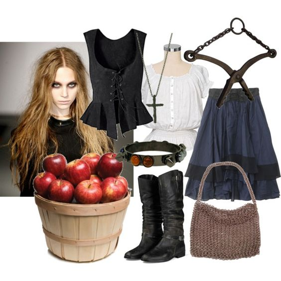 Apples For Sale, created by bobette.polyvore.com
