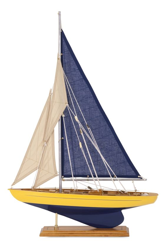 Fairway Decorative Sailboat