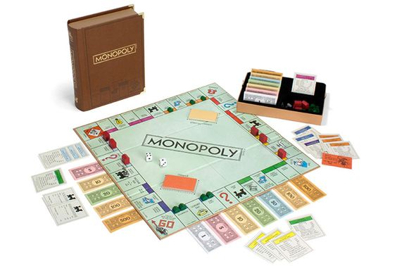 Monopoly. Since 1933