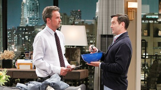 Tv Review The Odd Couple Odd Couples Matthew Perry Friends Reunion