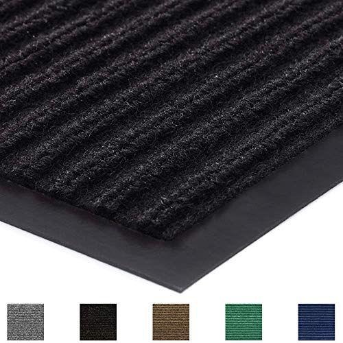 Chic Gorilla Grip Original Commercial Grade Rubber Floor Mat 72x48 Heavy Duty Durable Doormat For Indoor A In 2020 Rubber Floor Mats Rubber Flooring Rubber Door Mat