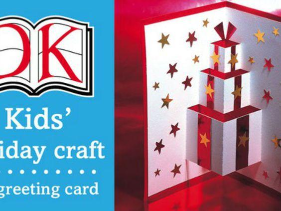 Αυτή η τρισδιάστατη χριστουγεννιάτικη κάρτα είναι πανεύκολη και πραγματικά εντυπωσιακή! Θα χρειαστείτε: 2 χαρτόνια διαφορετικού χρώματος κομμένες με μικρή διαφορά στο μέγεθος. γκλίτερ ψαλίδι κόλλα στικ Δείτε πως θα τις φτιάξετε στο παρακάτω βίντεο: babyradio.gr– Γκαλίτσιου Μαριάννα