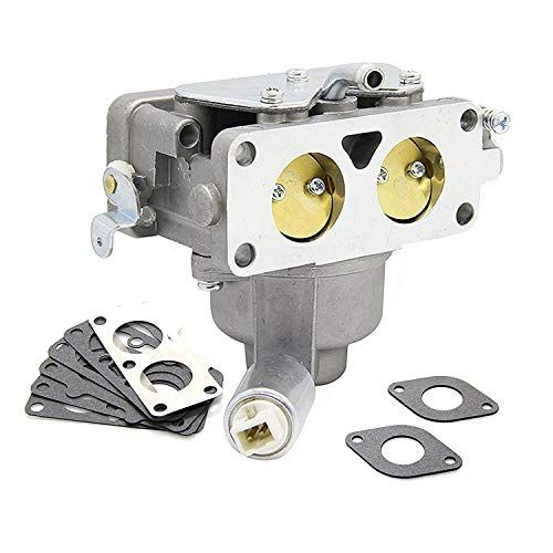 791230 Carburetor Carb With Gasket Kit For Briggs Stratton V Twin 4 Cycle 20hp 21hp 23hp 24hp 25hp Vertical Engines Replace Stratton Briggs Stratton Briggs