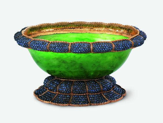 Les trésors de la Fondation Buccellati : Muses Cup, Gianmaria Buc