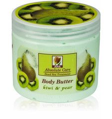 Absolute Care Masło do ciała o zapachu kiwi i gruszki 600 g