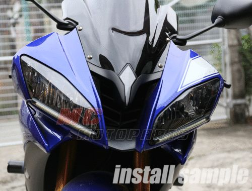 New Fairing 12V Signal LED Strip Lights 180mm For Universal Kawasaki Motorcycle https://t.co/77OLISsp7K https://t.co/C3qKVHTMLg