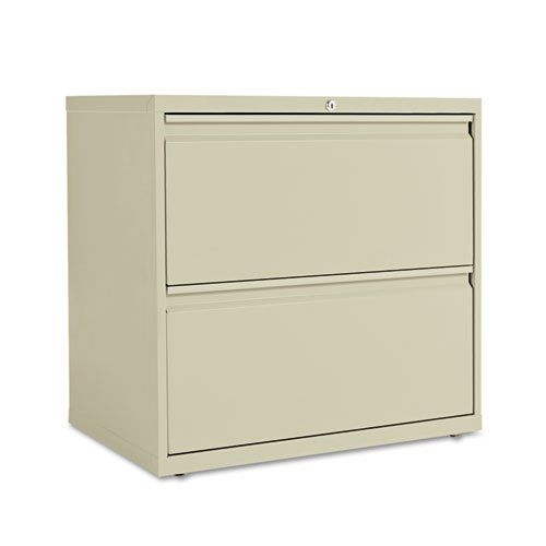 Alera Lf3029py Two Drawer Lateral File Cabinet 30w X 19 1 4d X 28 3 8h Putty Filing Cabinet Lateral File Cabinet 2 Drawer File Cabinet