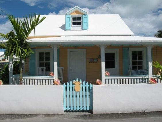 Eleuthera Bahamas beach property sales : Bonefish Beach Cottage ...