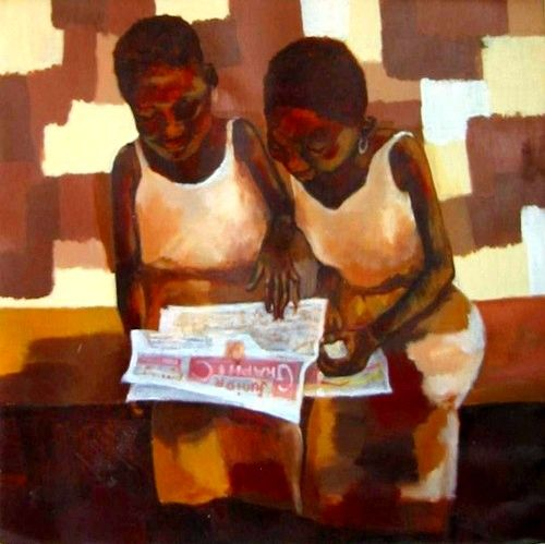John Atta Mensah    born 1963 in Ghana
