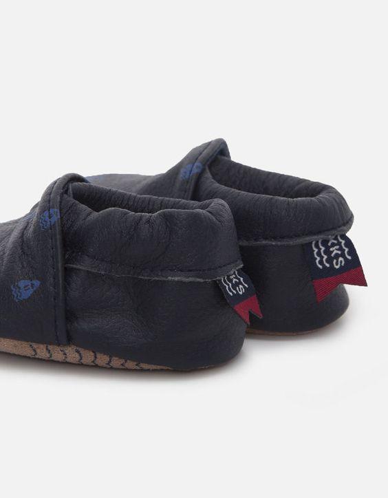 Chaussures cuir bébé garçon