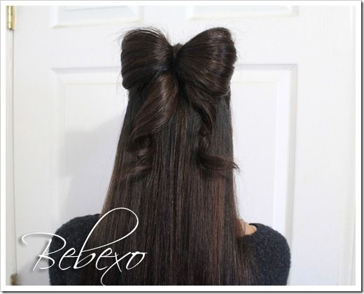 Hair Bow How-To
