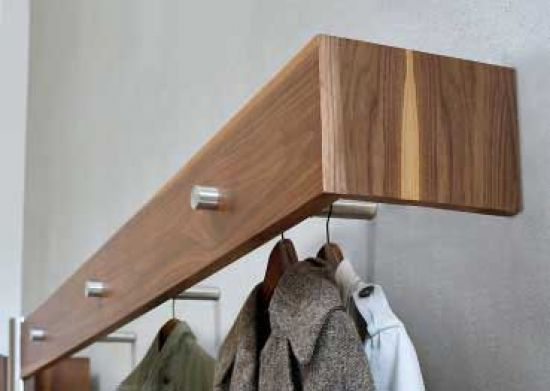Wissmann Garderobe Art591 Wandgarderobe Garderoben