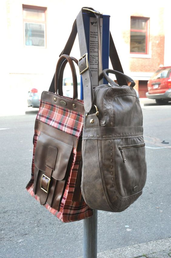 Plaid bag, why are you NOT in my closet right now??
