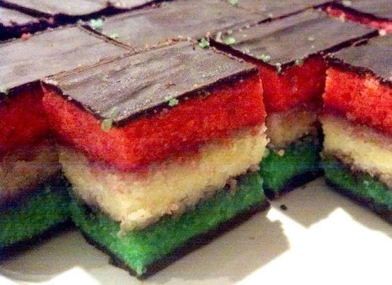 italien arcs en ciel mariages italiens gâteaux multicolores saint ...