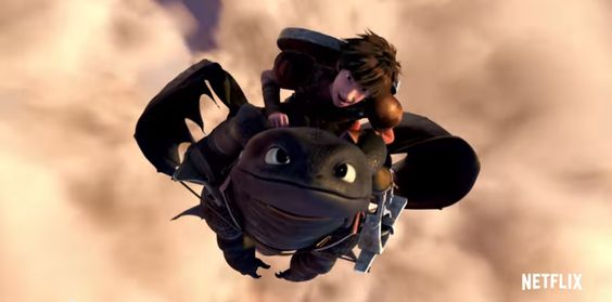 The world of How to Train Your Dragon just got a whole lot bigger! #Netflix  /  http://saltlakecomiccon.com/slcc-2015-tickets/?cc=Pinterest