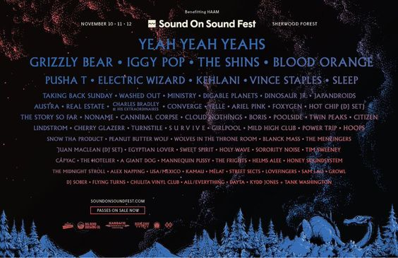 THE LINEUP IS HERE!#SOSFest Nov. 10-12Sherwood Forest in McDade, Texas On sale now at http://bit.ly/SOSFesttw