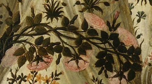 Risultati immagini per flowers botticelli