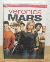 Veronica Mars: The Complete Second Season DVD
