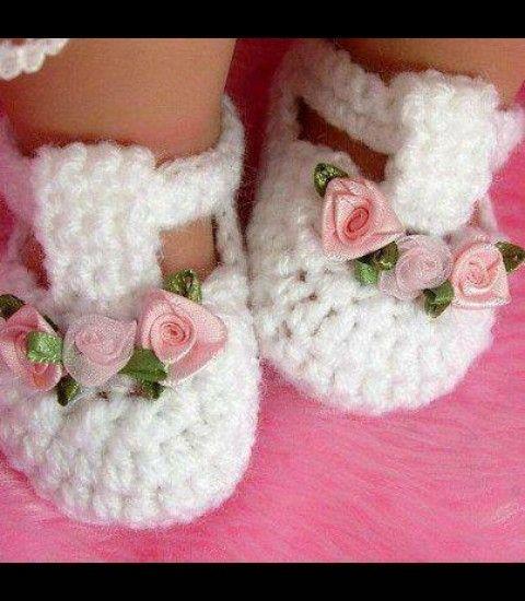 Maquinilla de afeitar Boda muñeca  Pin by Monica Sosa Aquino on Crochet | Knit baby shoes, Crochet baby shoes,  Crochet slippers