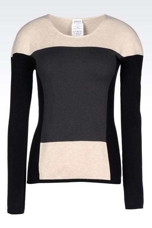 ARMANI COLLEZIONI|Knitwear