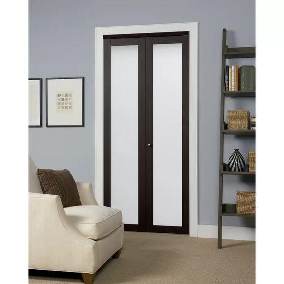 Interior Doors Home Depot Interior Doors With Frame Interior Doors With Windows In 2020 Bifold Doors Sliding Closet Doors Bifold Closet Doors