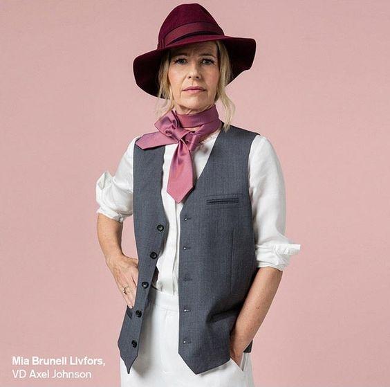 Размывание гендера в рекламной кампании Åhlens