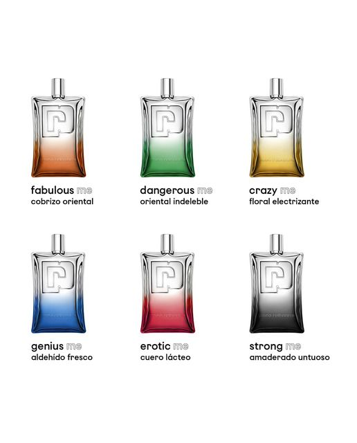 Pacollection Dangerous Me eau de parfum