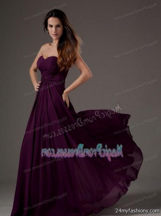 wpid-dark-purple-prom-dress-lace-2016-2017-0.jpg (550×737) | prom ...
