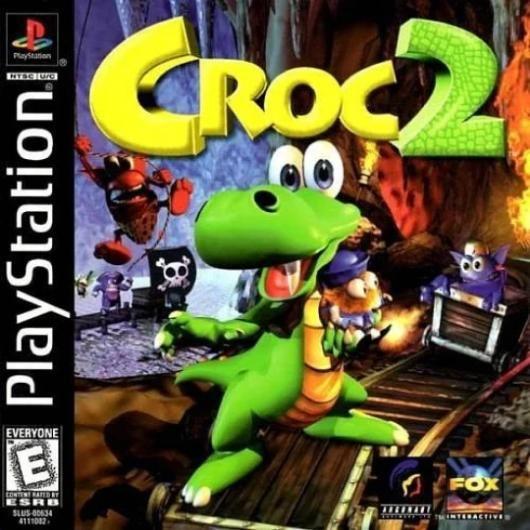 Croc Ps1 Halloween 2020 Croc 2 in 2020 | Playstation games, Retro gaming, Playstation