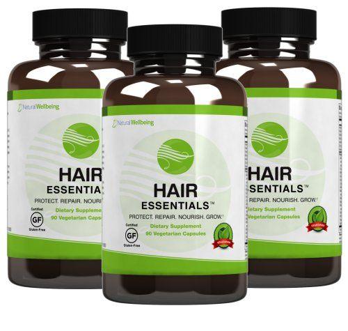 vitamins for hair loss