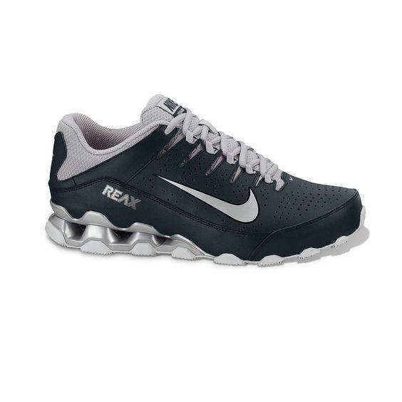 Nike Chaussures de Fitness REAX TR 9 homme noir-blanc