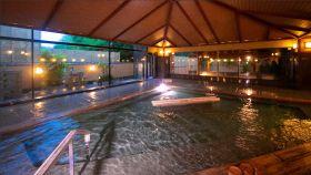Onsen   Ogoto Onsen Biwako Hanakaido [Official Site] for hot spring inns in Shiga Prefecture