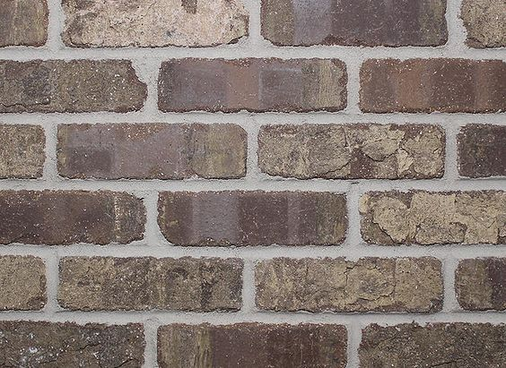 Brick Veneer Collection: Bricks, Colors And Brick Colors On Pinterest