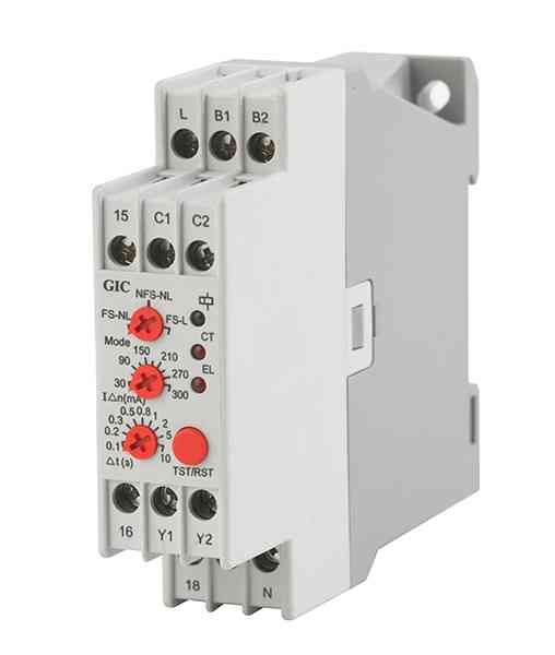 Earth Leakage Relay Relay Process Control Protection