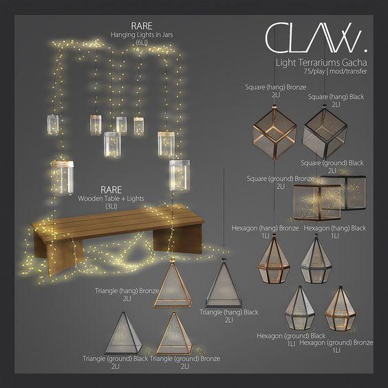 C L A Vv. - Light Terrariums