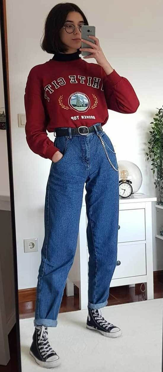 Aesthetic 90s Style In 2020 90s Fashion Outfits Fashion Outfits 90s Fashion