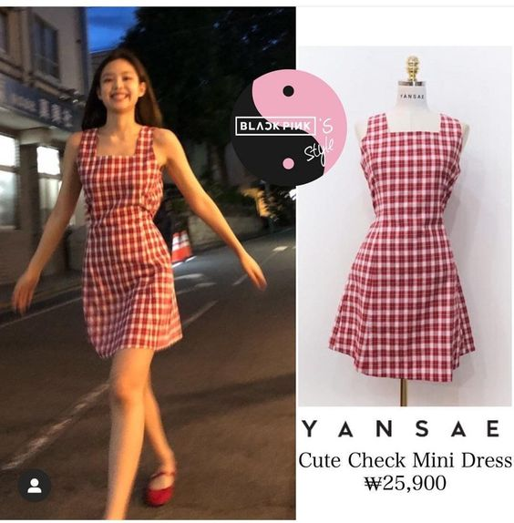Cheap Pieces Of Clothing BLACKPINK Jennie Wore In The Past To Inspire Your Spring Wardrobe | Kpopmap