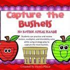 Multiples and Factors: Capture the Bushels $