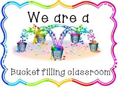 Image result for bucket fillers