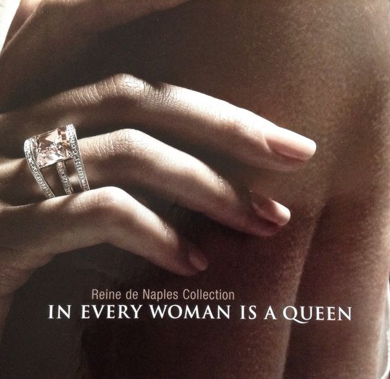 In every woman is a queen.
