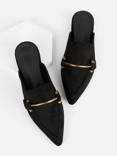 54 Mule Shoes That Look Fantastic shoes womenshoes footwear shoestrends