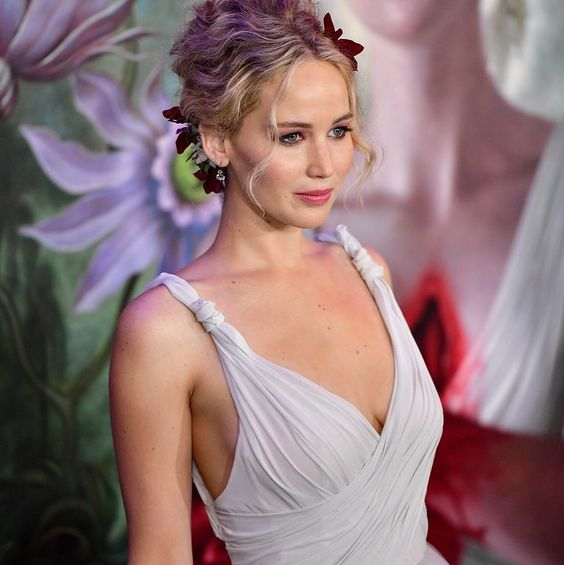 American Actress Jennifer Shrader Lawrence - World's Highest-Paid Actress in 2015 and 2016