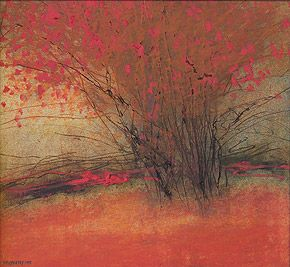 ☼ Painterly Landscape Escape ☼ landscape painting by George Shipperley
