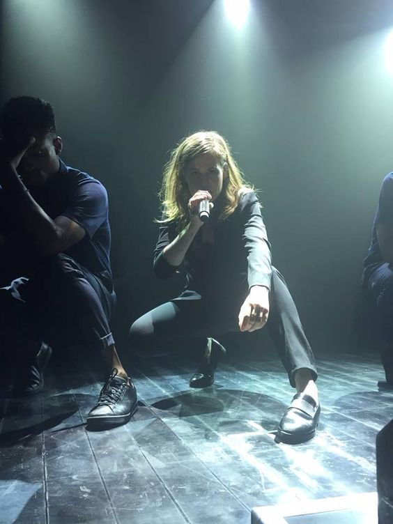 Christine and The Queens // Héloïse Létissier // French Electropop