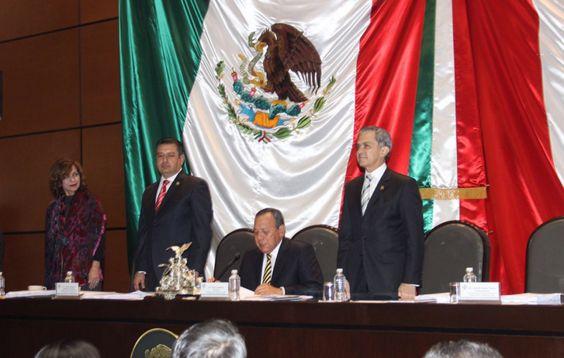 Ya somos oficialmente la ciudad de México.