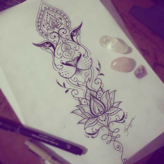 Westend Tattoo Westendtattooandpiercing Tattoo Idea Idea Linework Tattoo Idea Lion Linework Tattoo Lion And Lot Inspirational Tattoos Diy Tattoo Tattoos