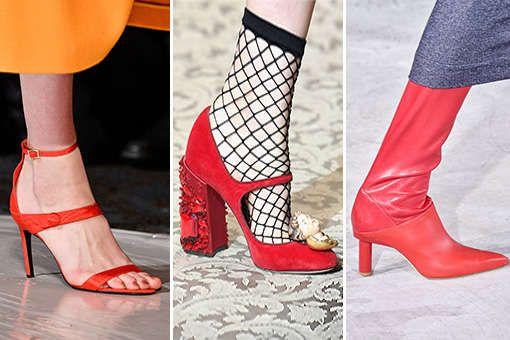 Schuhe Trends Schuhtrends Herbst Winter 2018 19 Modetrends Herbst Winter Trends