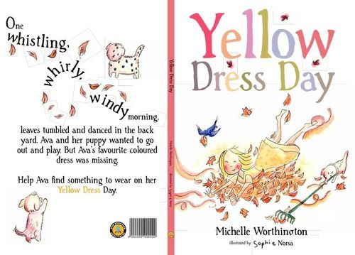 yellow dress day activities