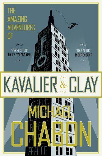 The Amazing Adventures of Kavalier & Clay von Michael Chabon http://www.amazon.de/dp/1841154938/ref=cm_sw_r_pi_dp_57oMvb0WJ4GM1