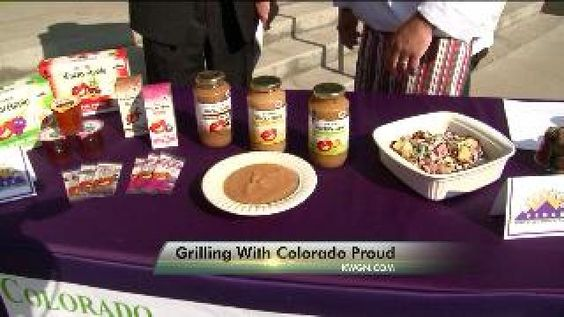 Grilling with Colorado Proud products!
